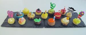 Concha's cupcakes