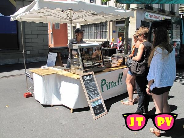 Pitta Lausanne