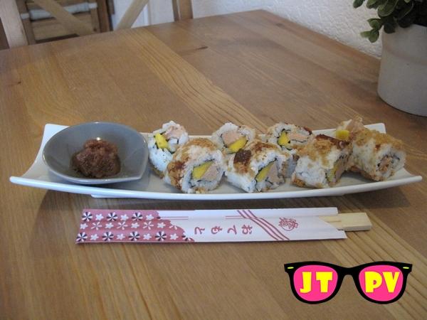 Au P'tit Sushi