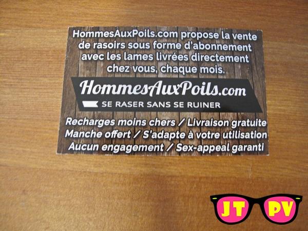 Hommesauxpoils.com
